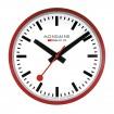Mondaine Wanduhr 25 cm - rot A990.Clock.11SBC