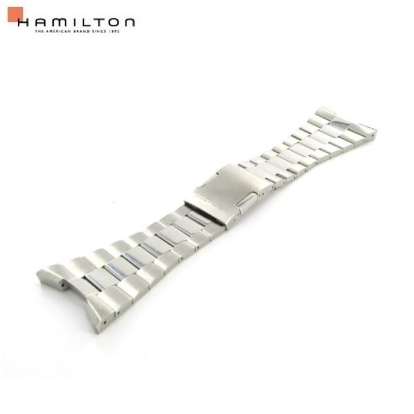 Hamilton Original Ersatzband, Metall, H605.525.100