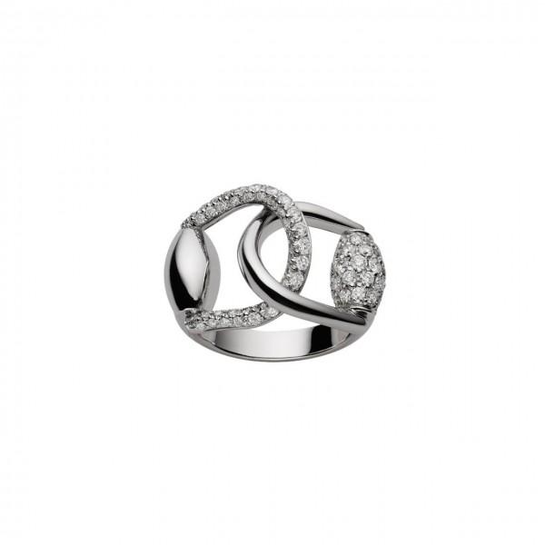 Gucci Horsebit Damenring YBC234191001