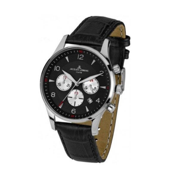 Jacques Lemans Classic London Chronograph 1-1654A
