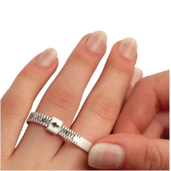 Ringmaß Multisizer zur Bestimmung Ihrer Ringgröße