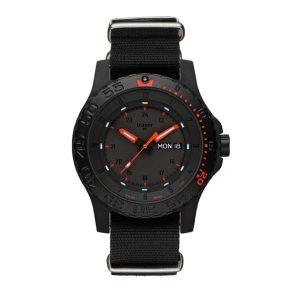 Traser H3 Tactical Red Combat 104147