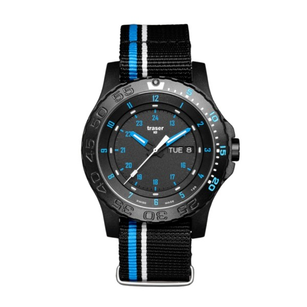 Traser H3 Tactical Blue Infinity 105545