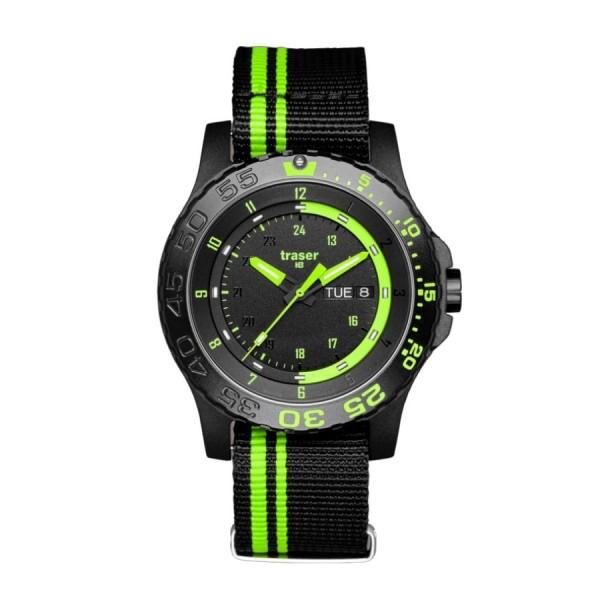 Traser H3 Tactical Green Spirit 105542
