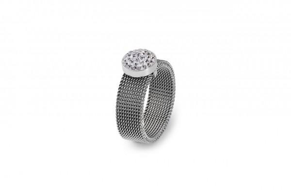 Qudo Damenring Salento crystal Q681249