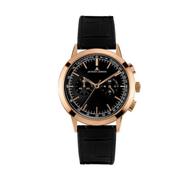 Jacques Lemans Classic Quarz Chronograph N-204E