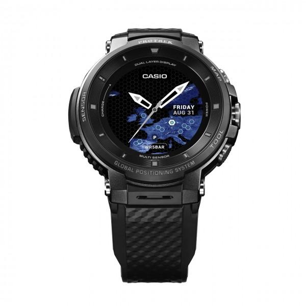 Casio Pro Trek Smart Premium WSD-F30-BKAAE