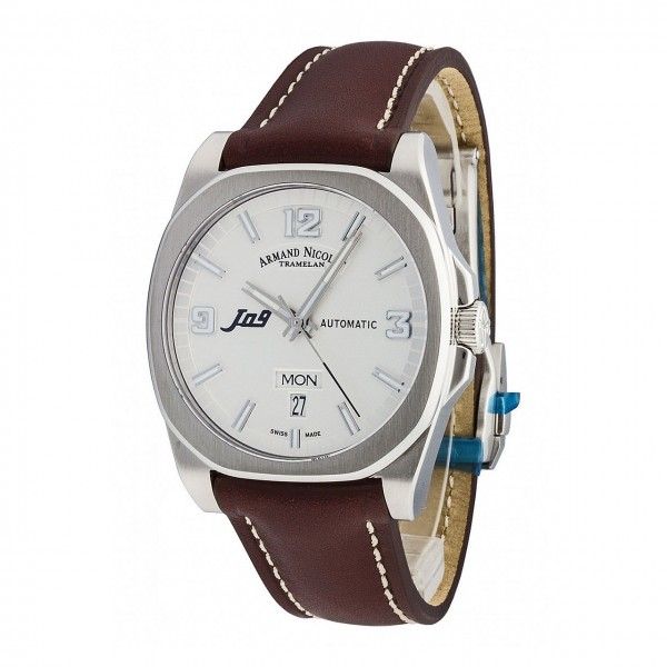 Armand Nicolet J09 Day&Date Automatic 9650AAGPK2420MR