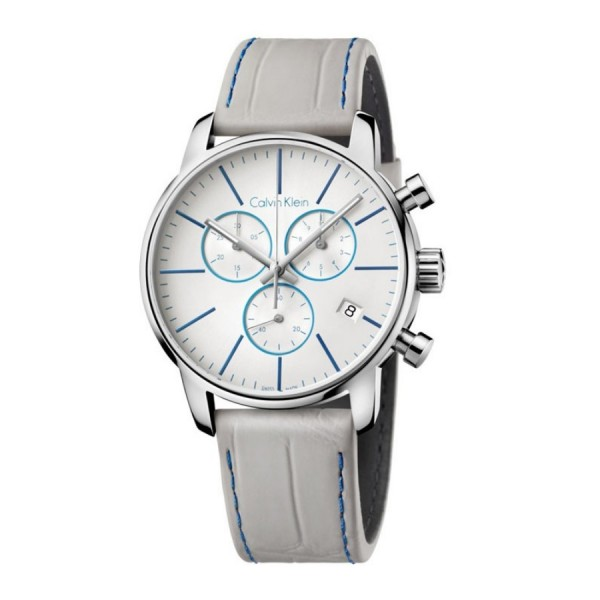 CALVIN KLEIN Herrenuhr city gent chrono ext. K2G271Q4