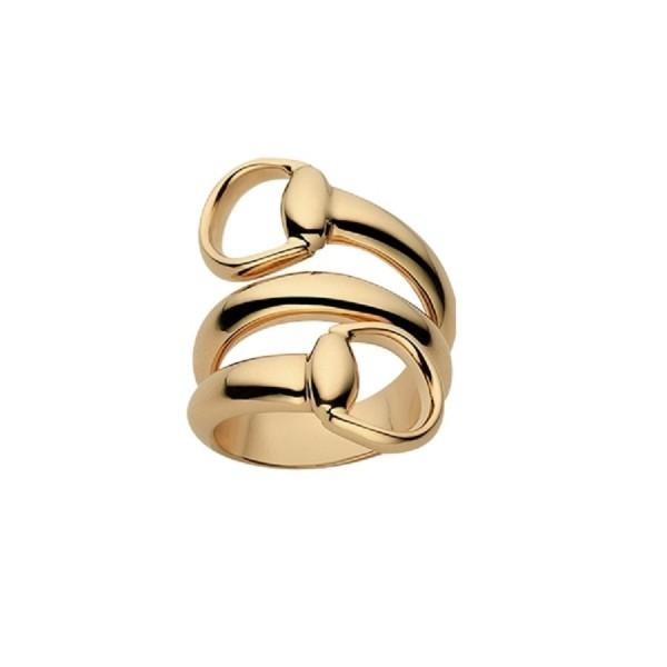 GUCCI Horsebit Ring YBC233961002