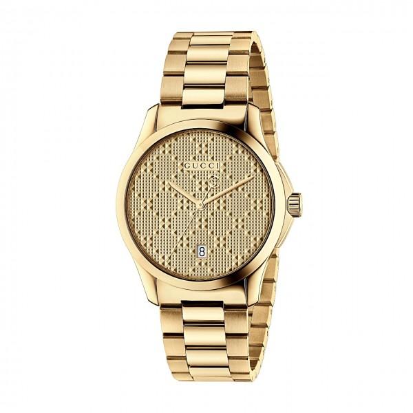 Gucci Unisexuhr G-Timeless YA126461A