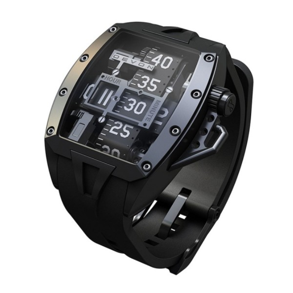 Devon Timepieces Tread 2 Nightmare