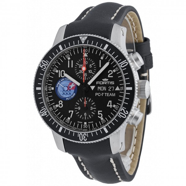 Fortis PC7 Team Edition Chronograph Automatic 638.10.91 L.01