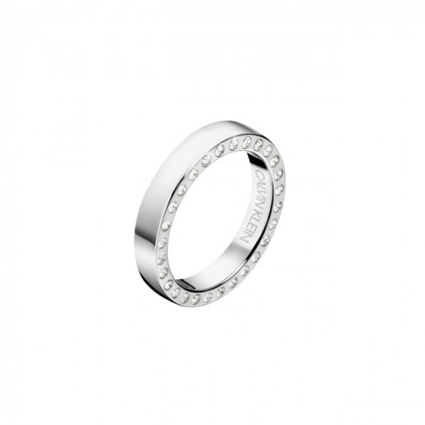 Calvin Klein Ring Calvin Klein hook crystal KJ06MR0403
