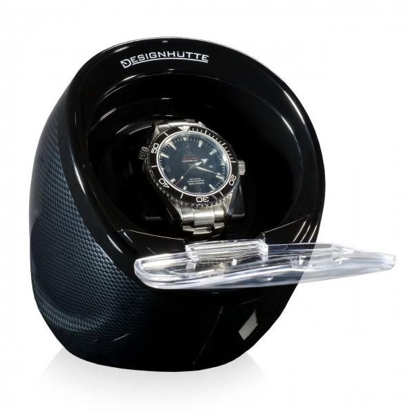 Designhütte Uhrenbeweger Optimus Karbon 70005/116