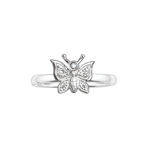 Thomas Sabo Sweet Diamonds Ring SD_TR0005-153-14-54