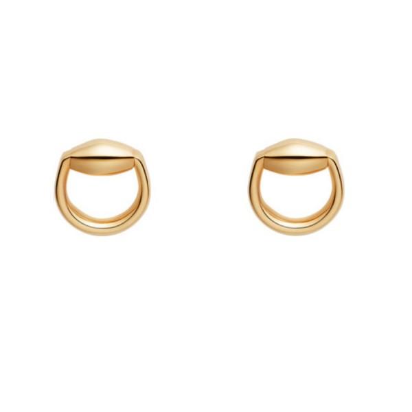Gucci Horsebit Ohrringe YBD39102600100U