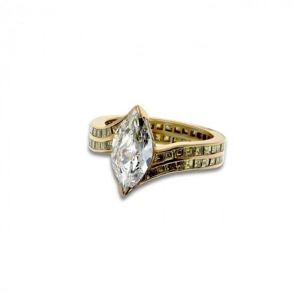 Heyder Exclusiv Diamantring