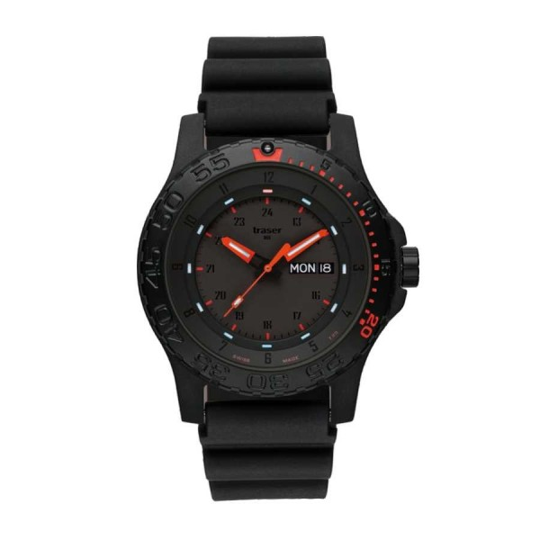 Traser H3 Tactical Red Combat 104148