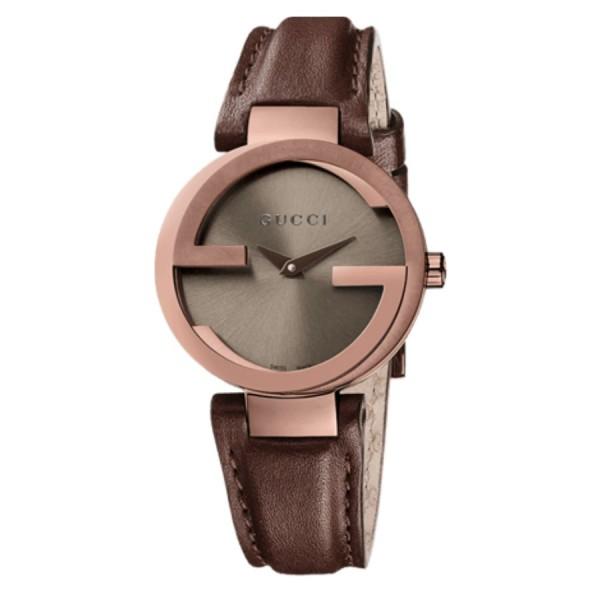 Gucci Damenuhr Interlocking Klein YA133504