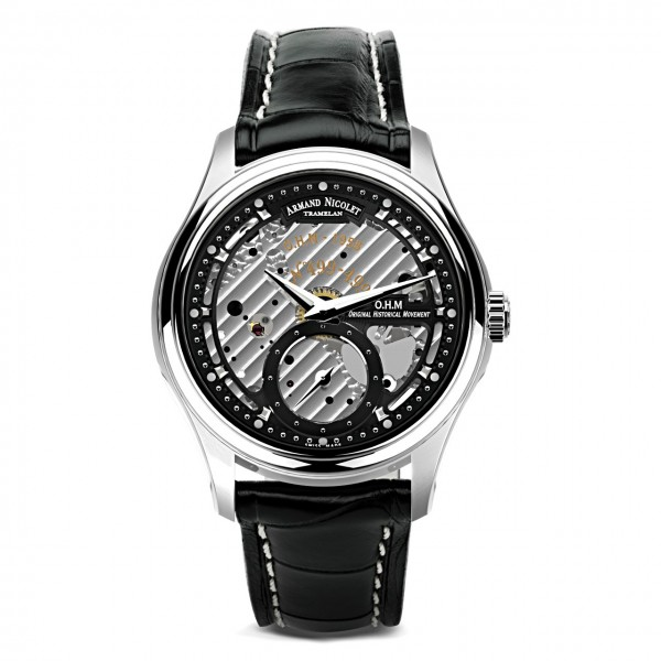 Armand Nicolet L14 Small Second Limited Edition A750AAANRP71