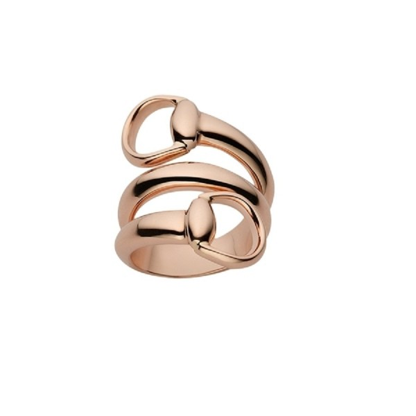 GUCCI Horsebit Ring YBC233961001