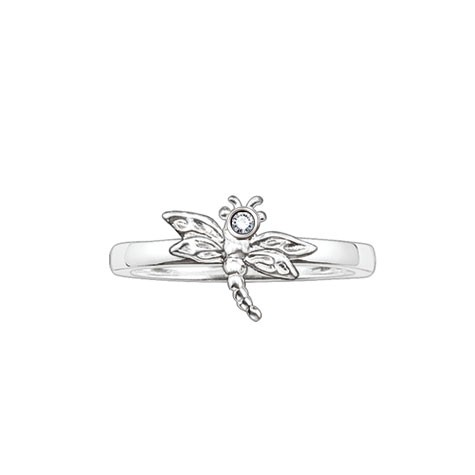 Thomas Sabo Sweet Diamonds Ring SD_TR0007-153-14-52