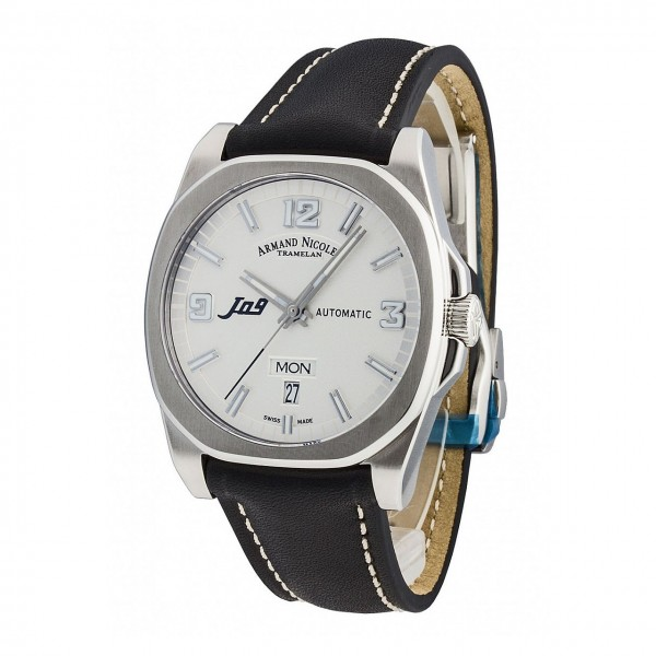 Armand Nicolet J09 Day&Date Automatic 9650AAGPK2420NR