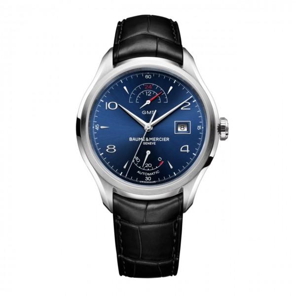 Baume & Mercier Herrenuhr Clifton GMT 10316