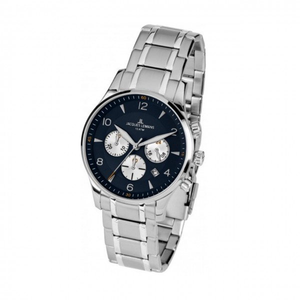 Jacques Lemans Classic London Chronograph 1-1654K