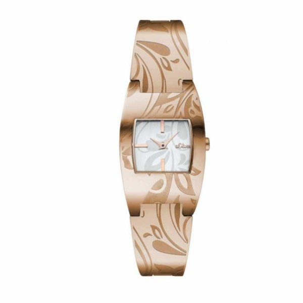 s.Oliver Damen-Armbanduhr SO-2924-MQ
