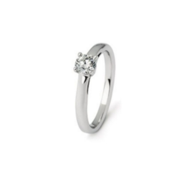 Damenring Engagement Diamonds Classic 0.33 ct.