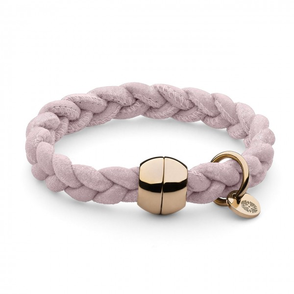 Qudo Armband Codino pool rosa lucente Q185333