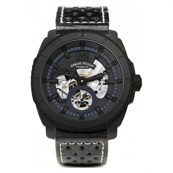 Armand Nicolet L09 Small Seconds Limited Edition T619NNRP760