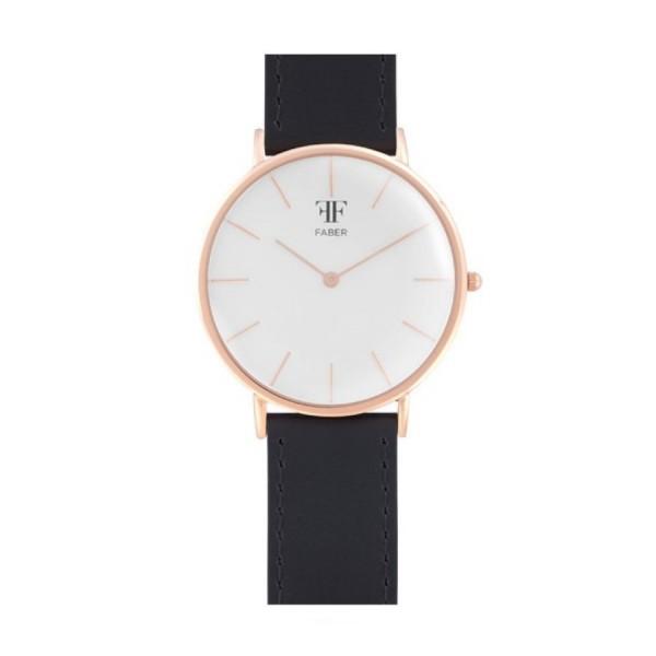 Faber Herrenuhr- Armbanduhr F706RG