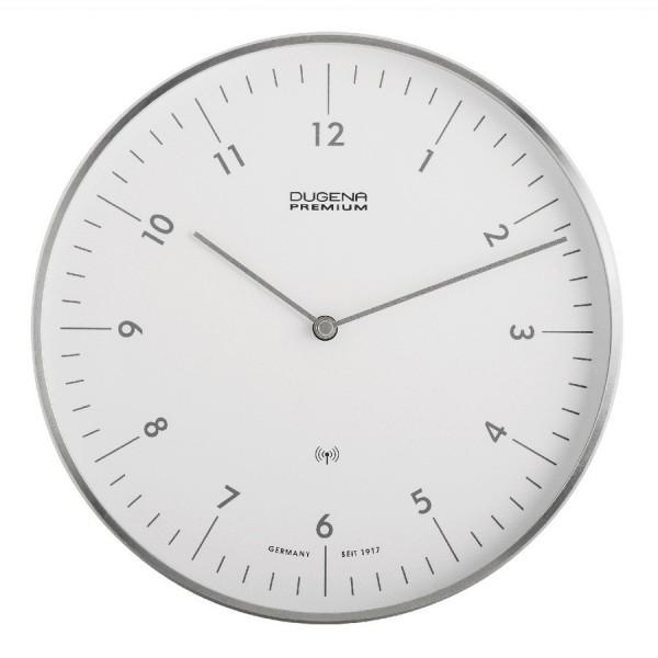 Dugena Premium Funkwanduhr Dessau innenliegend 7000998