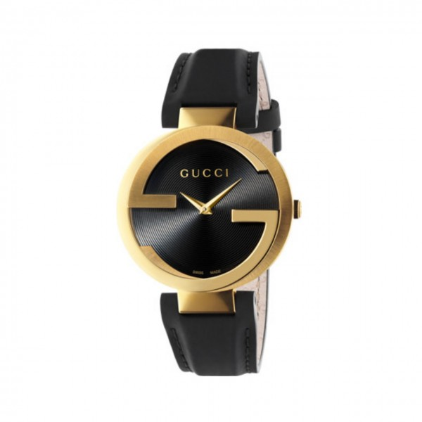 Gucci Unisexuhr Interlocking groß YA133326