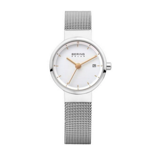 Bering Damenuhr Solar Collection 14426-001