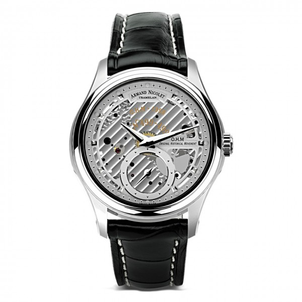 Armand Nicolet L14 Small Second Limited Edition A750AAAAGP71